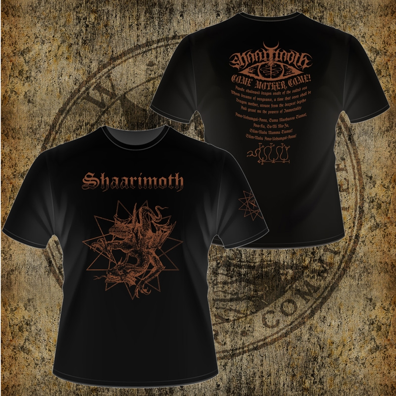 Shaarimoth - Current 11 - T-Shirt
