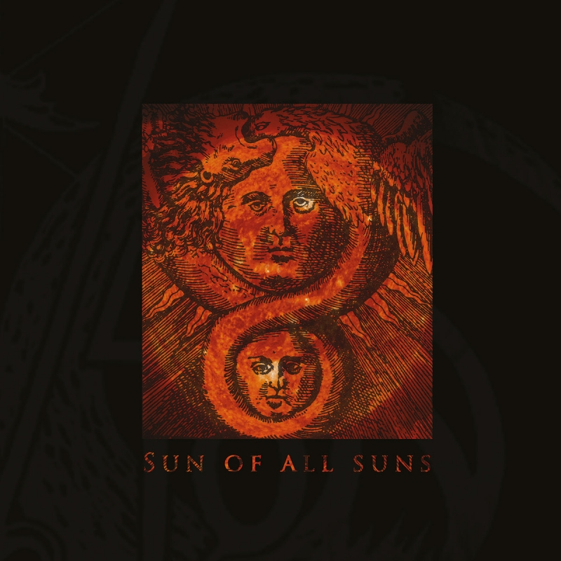 Amestigon - Sun of All Suns - Digipak CD