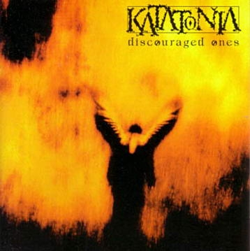 Katatonia - Discouraged Ones - CD