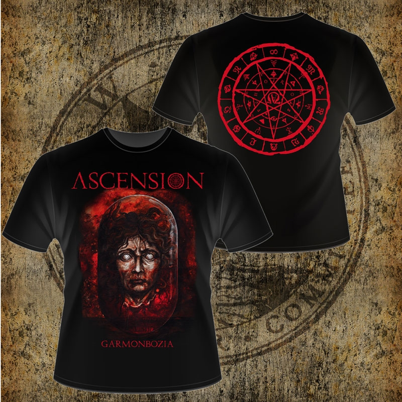 Ascension - Garmonbozia - T-Shirt