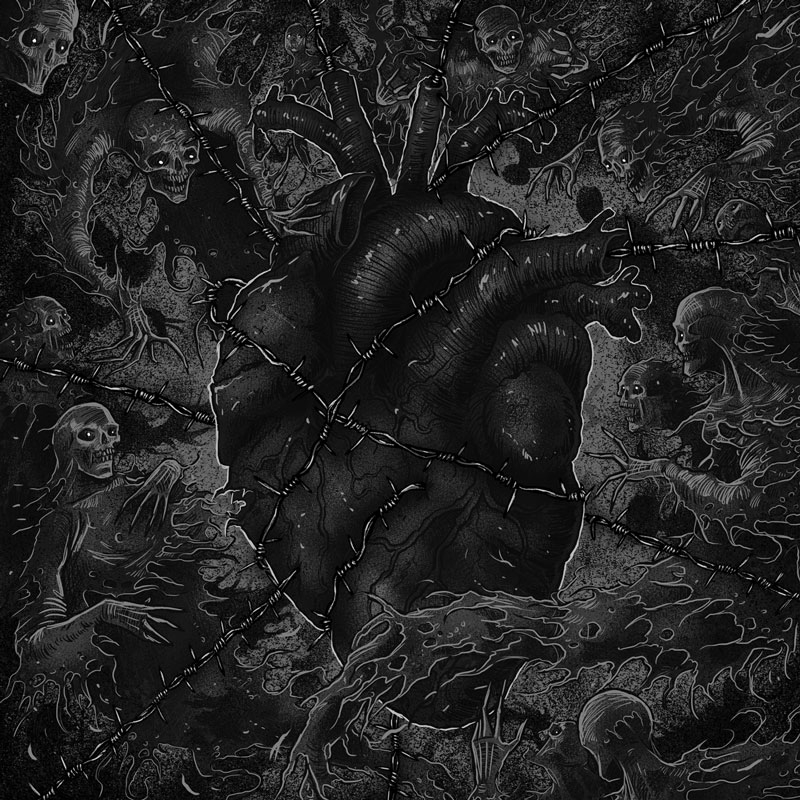 Horna / Pure - Split Album - LP