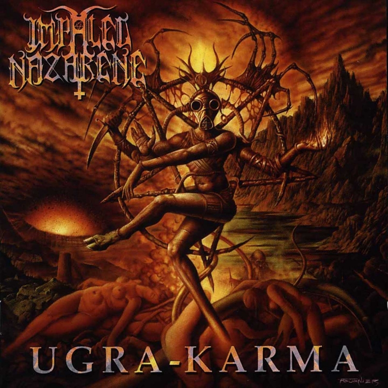Impaled Nazarene - Ugra Karma - LP