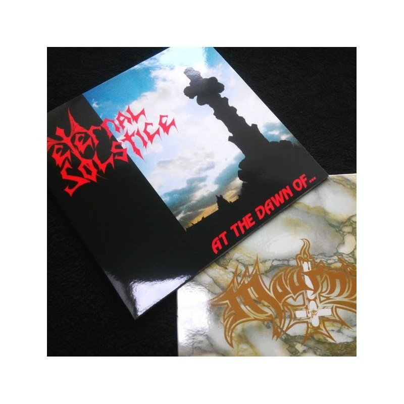 Eternal Solstice / Mourning - At The Dawn Of ... - LP