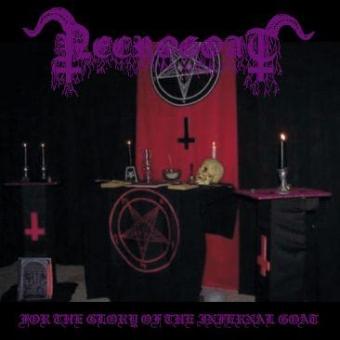 Necrogoat - For the Glory of the Infernal Goat - CD