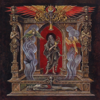 Nightbringer - Hierophany of the Open Grave - CD