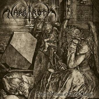 Nargaroth - Spectral Visions of Mental Warfare - CD