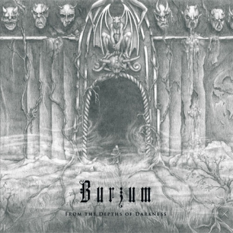 Burzum - From the Depths of Darkness - DLP