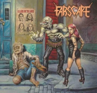 Farscape - Killers on the loose - LP