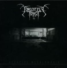 Forgotten Tomb - Negative Megalomania - LP