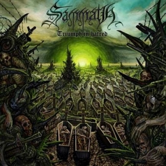 Sammath - Triumph in Hatred - CD