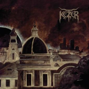 Ketzer - Endzeit Metropolis - LP
