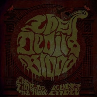The Devils Blood - The Time of No Time Evermore - Digibook CD