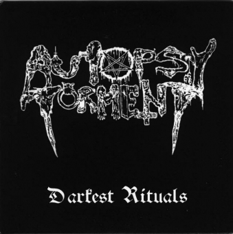 Autopsy Torment - Darkest Rituals - EP