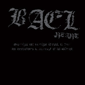 Bael - Neant - EP