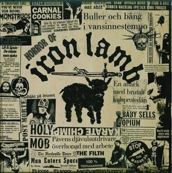 Iron Lamb - Iron Lamb - EP
