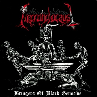 Necroholocaust / Obeisance - Bringers of Black Genocide - EP
