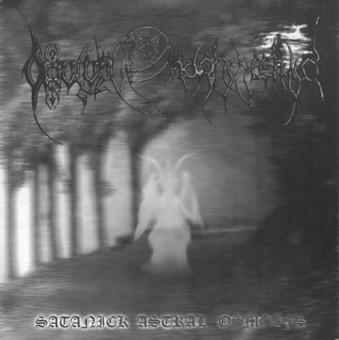 Okkultum Magnificentia - Satanick Astral Osmosis - EP