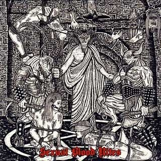 Ungod / Sacrilegious Rite - Sexual Blood Rites - Split EP