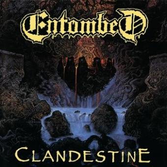 Entombed - Clandestine - CD