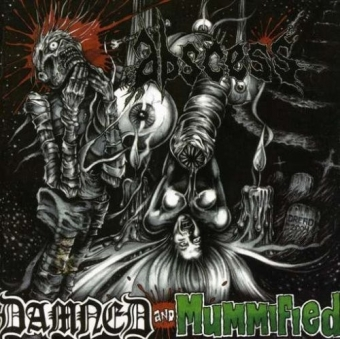 Abscess - Damned and Mummified - CD