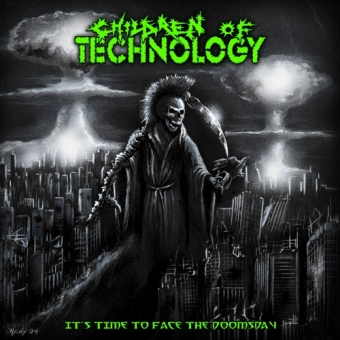 Children of Technology - Its Time to Face the Doomsday - CD