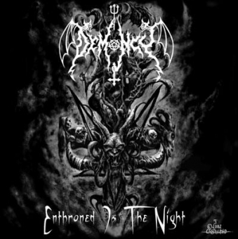 Demoncy - Enthroned Is The Night - Digisleeve-CD