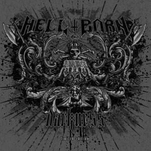 Hell-Born - Darkness - DigiCD