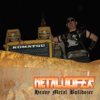 Metalucifer - Heavy Metal Bulldozer - CD