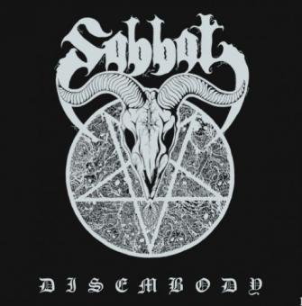 Sabbat - Disembody - CD