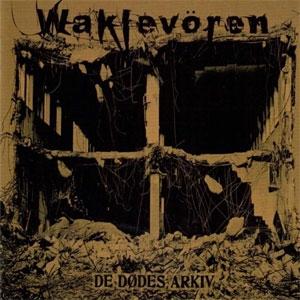 Waklevören - De Dødes Arkiv - CD