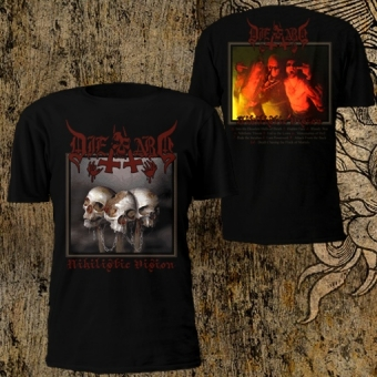 Die Hard - Nihilistic Vision - T-Shirt