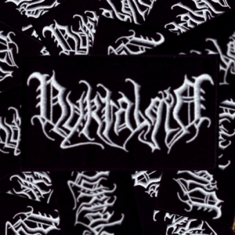 Nyktalgia - Logo - Aufnäher