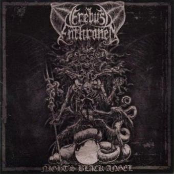 Erebus Enthroned - Nights Black Angel - CD