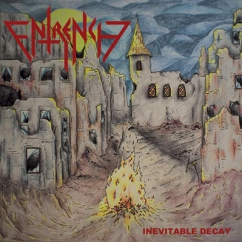 Entrench - Inevitable Decay - LP