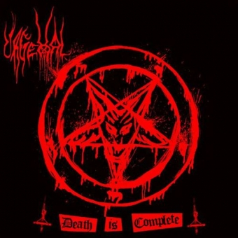 Urgehal - Death Is Complete - EP