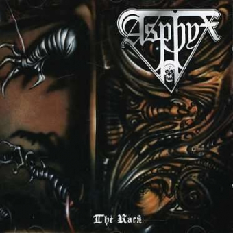 Asphyx - The Rack (+Bonus) - CD