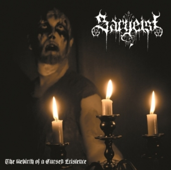 Sargeist - The Rebirth Of A Cursed Existence - CD