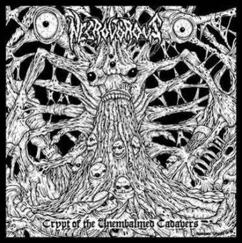 Necrovorous - Crypt of the Unembalmed Cadavers - CD