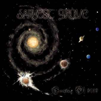 Darkest Grove - Coming Of 2012 - DigiCD