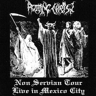 Rotting Christ - Non Serviam Tour-Live In Mexico City - CD