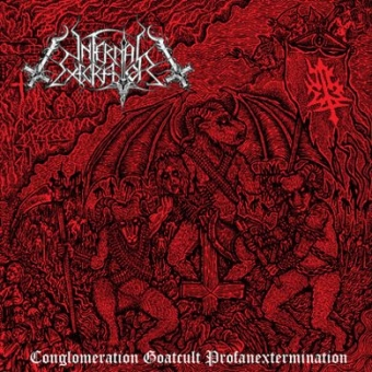 Infernal Execrator - Conglomeration Goatcult ... - EP