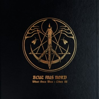 Blut aus Nord - What Once Was... Liber III - Digifile CD