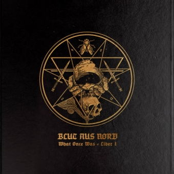 Blut aus Nord - What Once Was... Liber I - Digifile CD