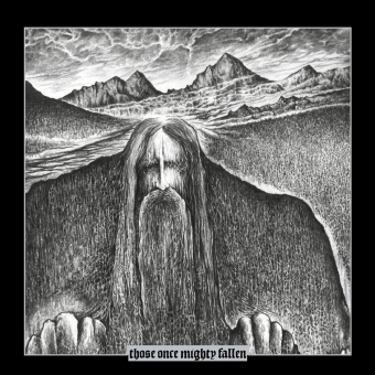 Ildjarn / Hate Forest - Those Once Mighty Fallen - Split-DLP