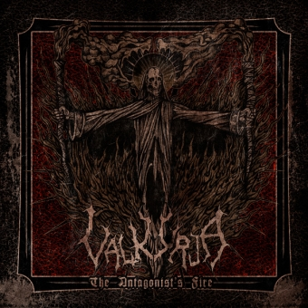 Valkyrja - The Antagonists Fire - Digibook CD