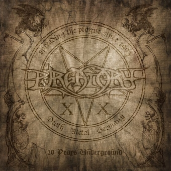 Purgatory - 20 Years Underground - LP