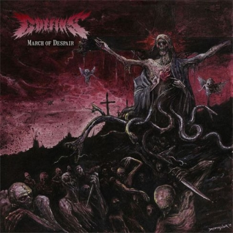 Coffins - March of Despair - MCD