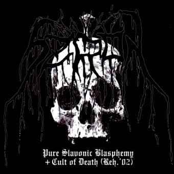 Szron - Pure Slavonic Blasphemy / Cult of Death - DigiCD