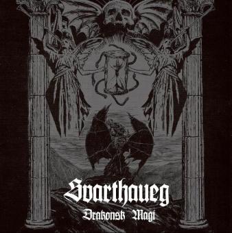 Svarthaueg - Dragonsk Magi - CD