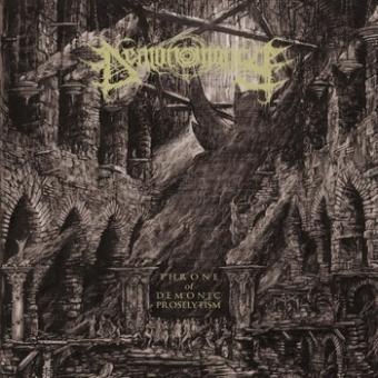 Demonomancy - Throne of Demonic Proselytism - CD